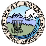 West Sound Disc Golf Association Membership  2019